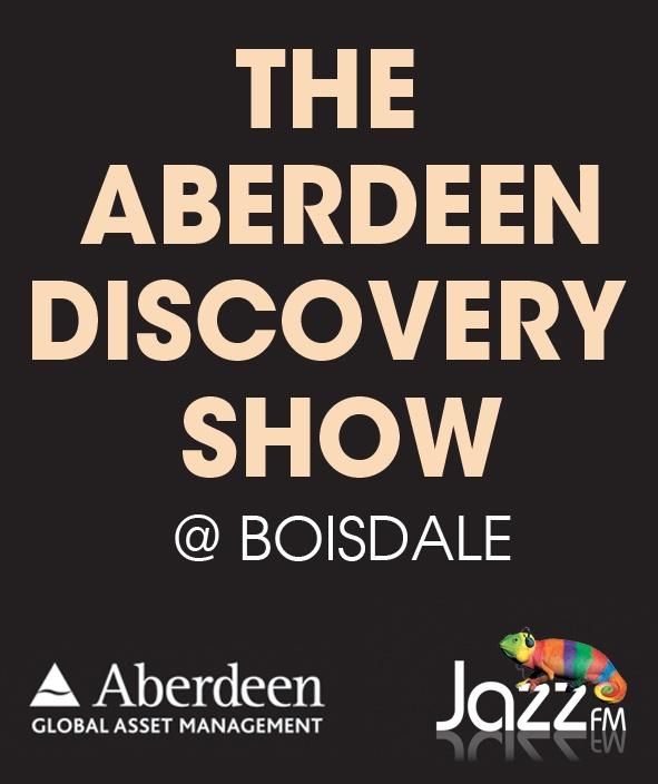 The Aberdeen Discovery Show @ Boisdale | Jazz FM The Aberdeen Discovery Show @ Boisdale is a unique night of discovery in the heart of the City with new music from the jazz stars of today, tomorrow and beyond.  Taking place on Wednesday nights, this sensational series of shows is brought to you by Aberdeen Asset Management and takes place at Boisdale in Canary Wharf.