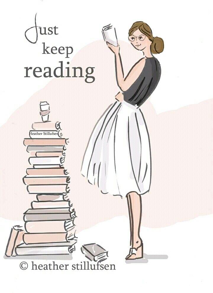 Just keep reading