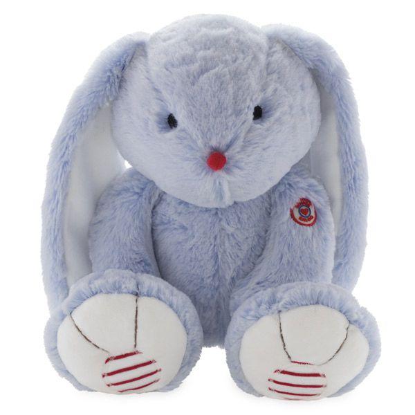 Rouge grande conejo azul 38cm