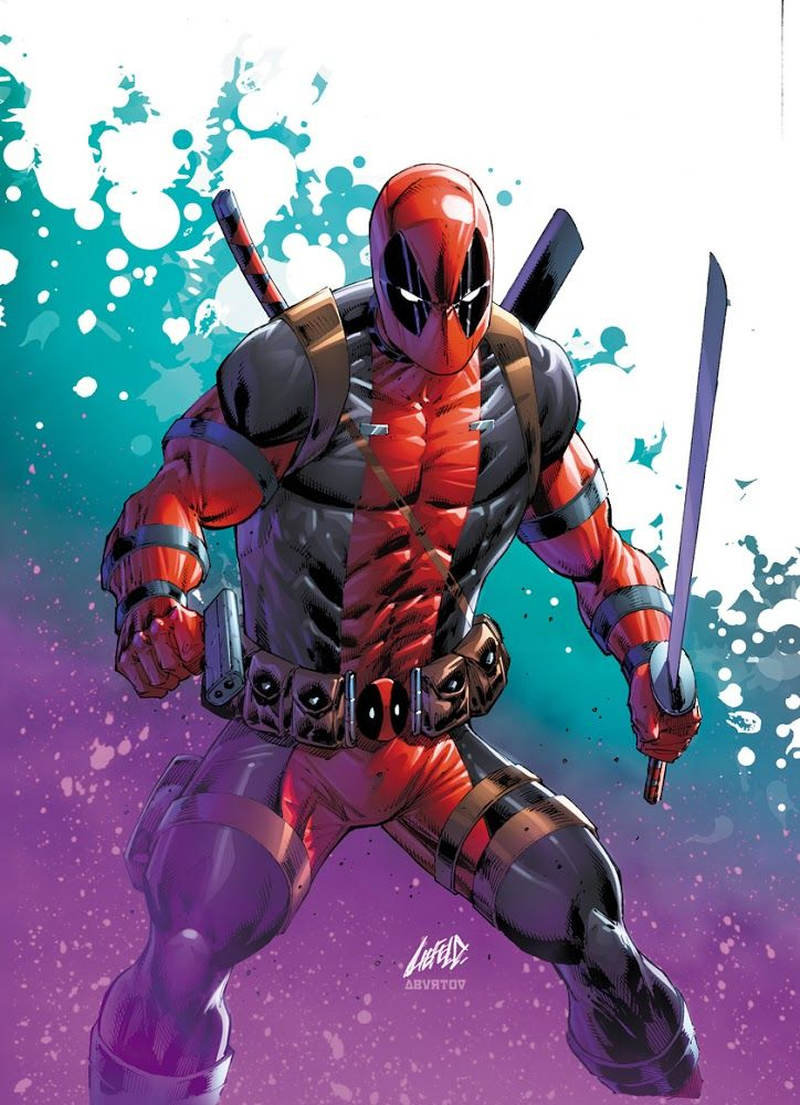 Fried Pie Comics has revealed their variant cover to the Deadpool Annual by Rob Liefeld, which come...