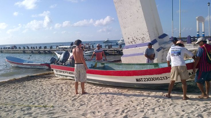 120 best images about puerto morelos on pinterest maya for Puerto morelos fishing