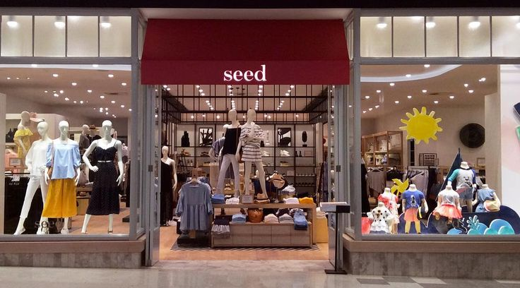 Hello Toowoomba! Our newest QLD store opens today @grandcentral!  #seedheritage #seed #stores