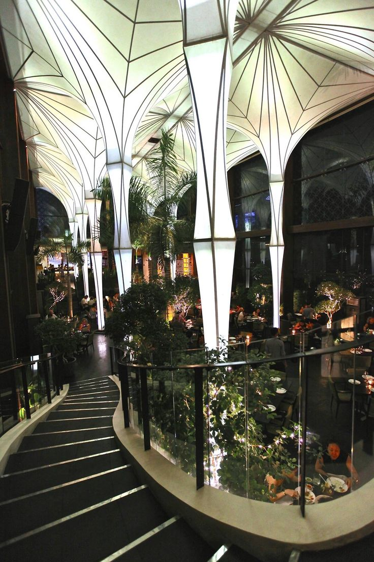 Merah Putih Restaurant. Seminyak. Bali.