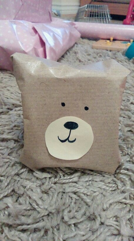 Teddy Bear parce the parcel. Made for my baby's Teddy Bears Picnic first birthday party.