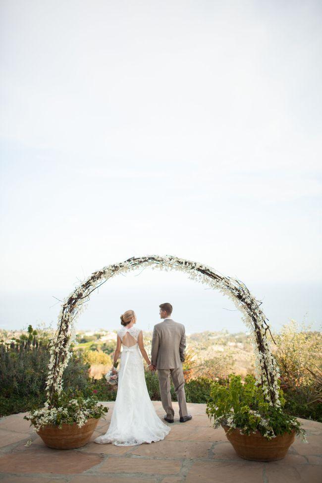 Malibu Hilltop Ocean View Wedding at Rancho del Cielo Part 2 - Fab You Bliss