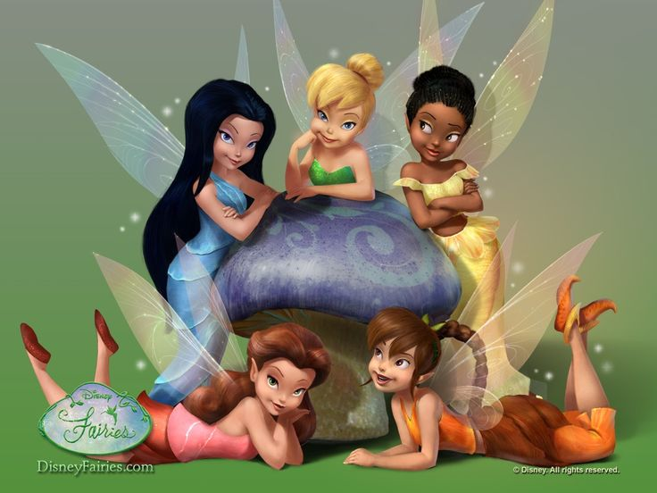 Camryn <3 's Tink