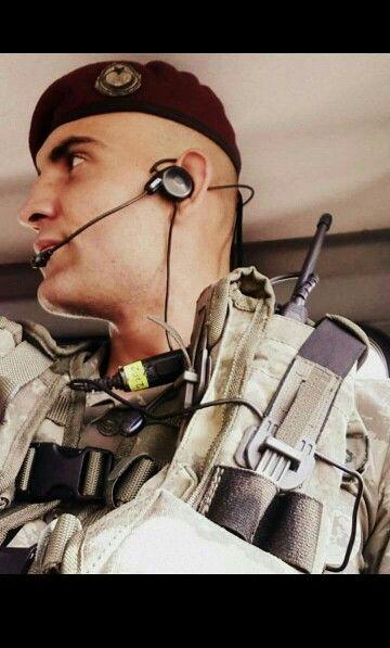 Turkey special forces -Moroon Beret -(~Şehit~Selçuk Paker)Martyr