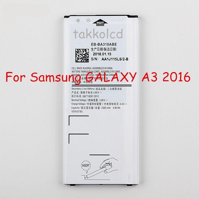 For Samsung Galaxy A3 2016 A310 Battery Samsung Galaxy A3 Samsung Galaxy Samsung Watches