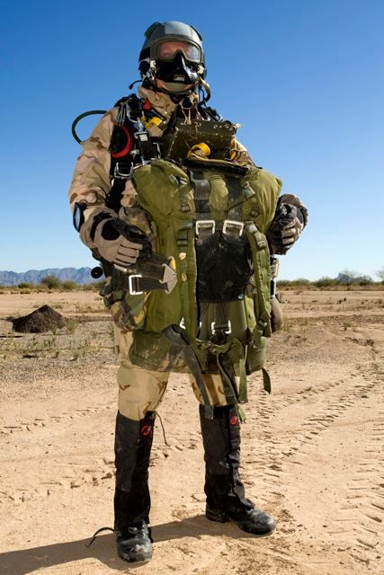 A Royal Netherlands Army Special Force Korps
