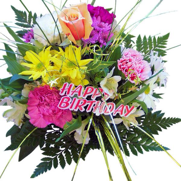 287 best Happy Birthday Flowers images on Pinterest Cards