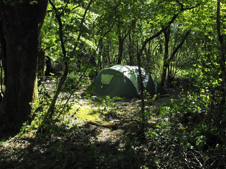 The Hole Station Campsite Photo Gallery