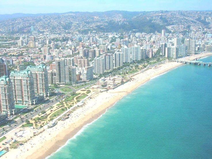 Viña del Mar, Chile ✈