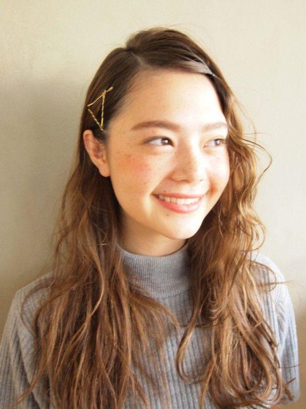 所要時間たったの30秒!ヘアピンを使って可愛くアレンジ♡前髪の簡単・かわいいヘアアレンジまとめ