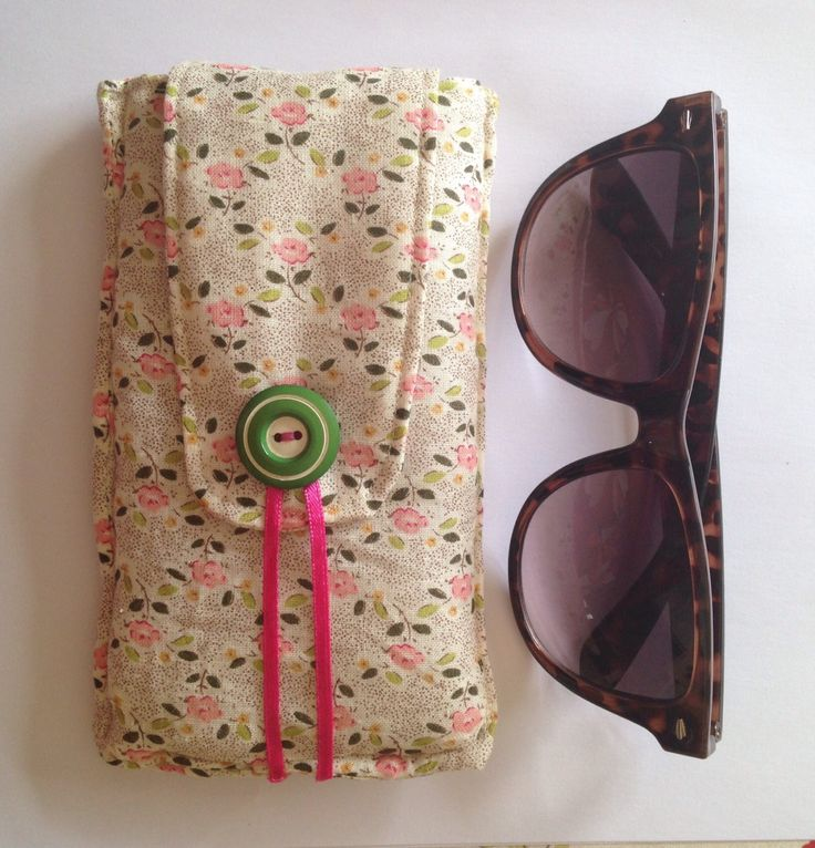 A personal favourite from my Etsy shop https://www.etsy.com/uk/listing/457192420/womens-sunglasses-case-ladies-glasses