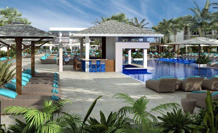 Swim-up Bar East Pool #oceancasadelmar #oceanbyh10hotels #oceanhotels #h10hotels #h10 #hotel #hotels