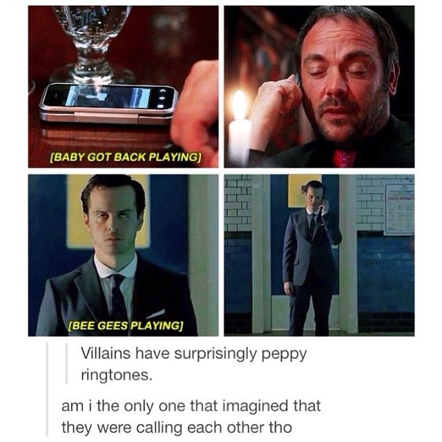 That would be amazing in a SuperWhoLock episod (if this gonna happen)