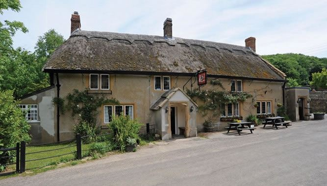 The Ilchester Arms, Symondsbury, Bridport, Dorset