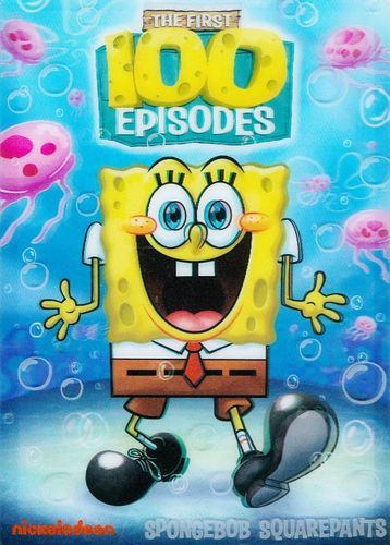 Spongebob Squarepants: The First 100 Episodes [14 Discs] [DVD]
