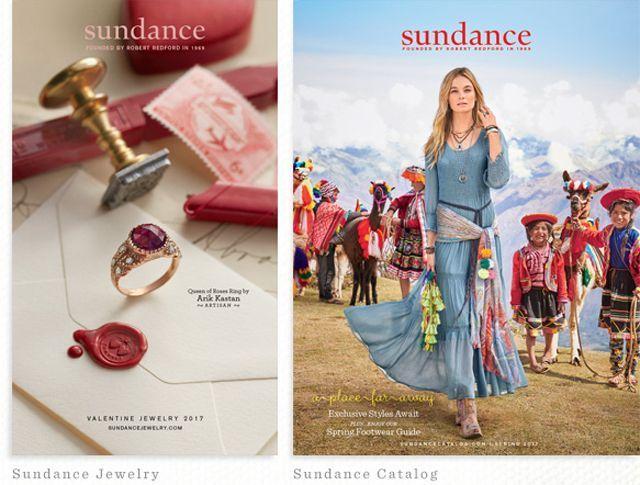 29 Free Women's Clothing Catalogs: Sundance Women's Clothing Catalog