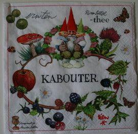 5103 Kabouter (Rien poortvliet)