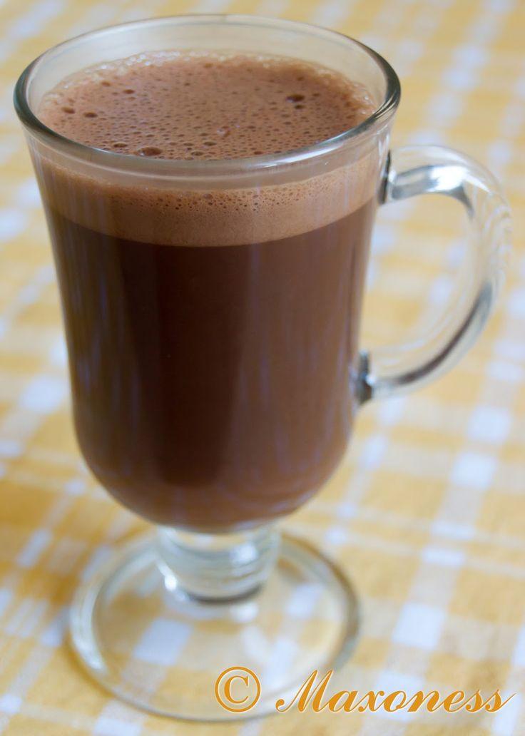 Горячий шоколад по-старинному от Пьера Эрме