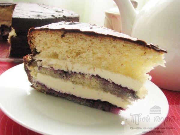 Торт «Чародейка» пошаговый рецепт с фото http://www.tvoy-tort.ru/biskvitnyie-tortyi/tort-charodejka-poshagovyj-recept-s-foto.html  Хочется поделиться рецептом известного торта «Чародейка». Я внесла некоторые дополнения в классический рецепт, но думаю, вкус от этого только улучшился. Вам потребуется: Для бисквита: Яйца – 4 шт; Сахар – 120 г; Разрыхлитель – 0,5 ч.л; Мука – 120 г. Для крема: Молоко – 300 мл; Яйцо – 1 шт; Мука – 30 г; Сахар […]