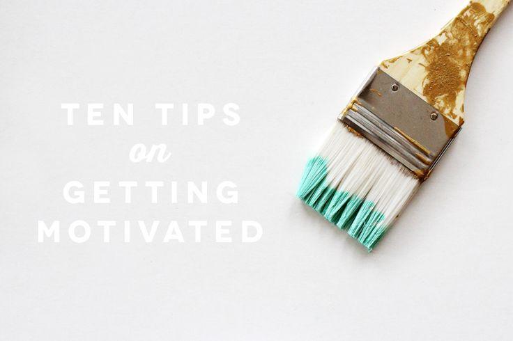 workspace wednesday | motivation. - annmarielovespaper.com