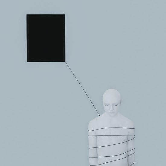 """""""The Shadow and the Self"""" series by Gabriel Isak http://ineedaguide.blogspot.com/2014/12/gabriel-isak-update.html #photography"""