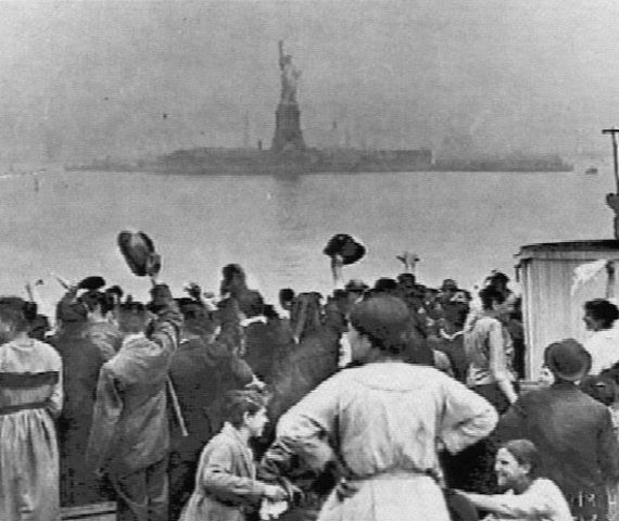 I love these kinds of photographs.  Ellis Island Series, www.cindyswriting.com