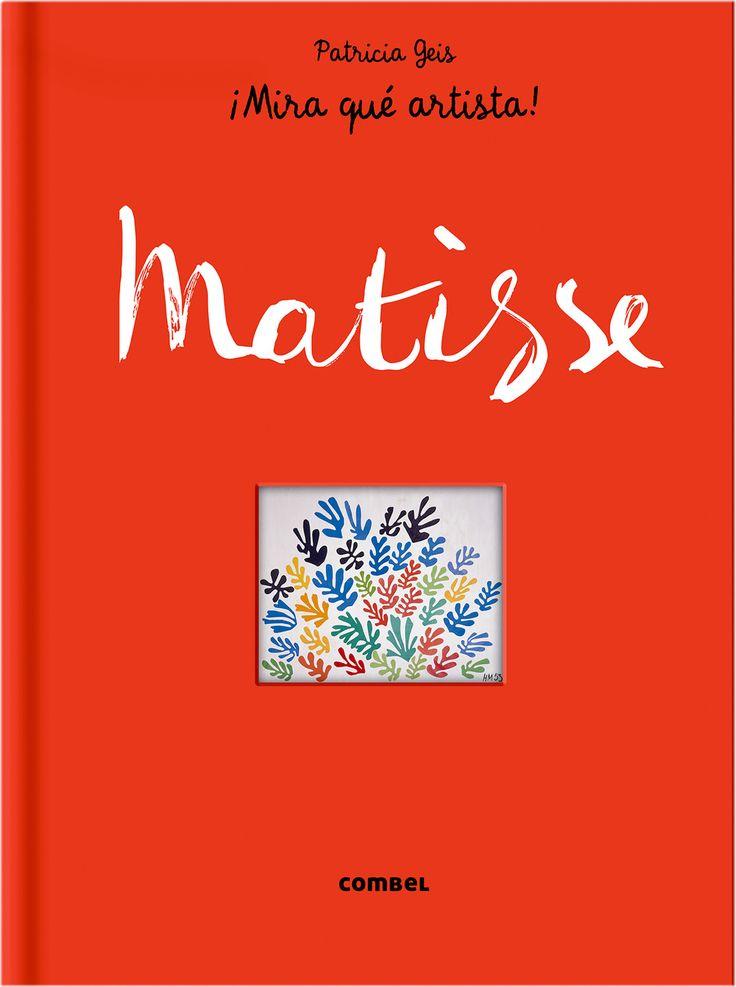 Henri Matisse luchó contra la oscuridad durante toda su vida, llenando sus obras de luz, energía y color. Un nuevo título de la colección de arte dedicado a uno de los creadores más importantes del siglo XX. Pop-ups, solapas, ventanas y sorpresas acompañan a jóvenes lectores en un viaje interactivo a través de las principales obras de este artista francés. http://rabel.jcyl.es/cgi-bin/abnetopac?SUBC=BPSO&ACC=DOSEARCH&xsqf99=1773828