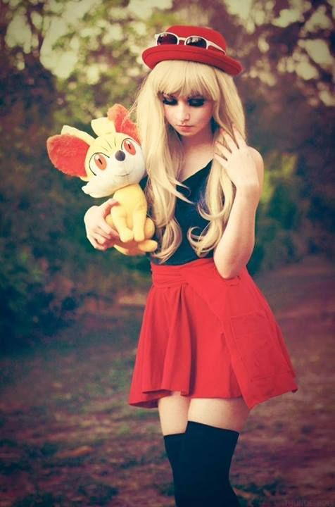 Selen (Pokemon) cosplay