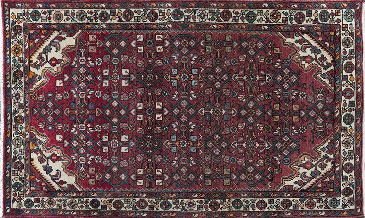 HAMADAN – N.347482 – cm. 210 x 126 – Tappeti Orientali e Moderni Vendita Online Outlet