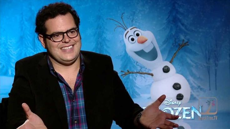 The 'Voice of Olaf' Josh Gad talks Frozen and upcoming projects