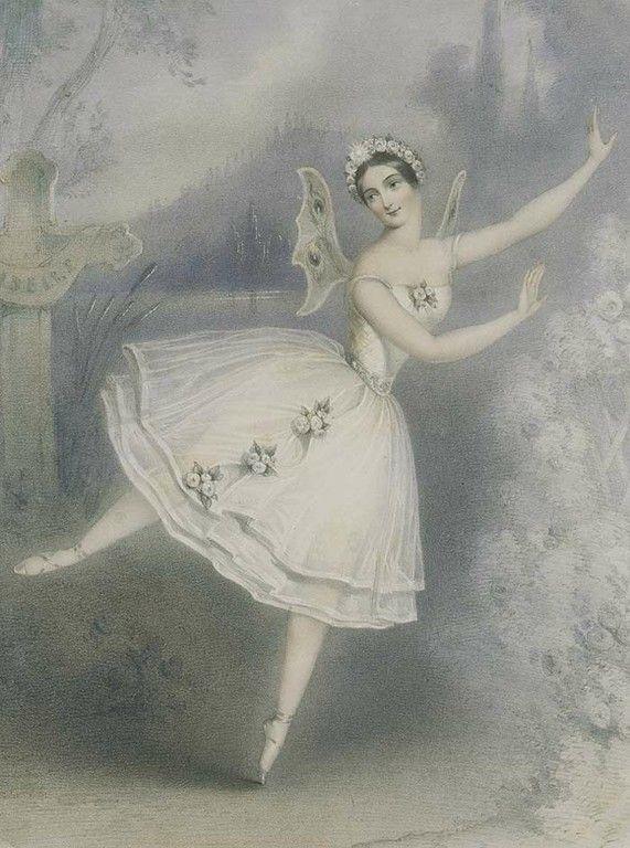 Романтический балет | ИСТОРИЯ | БАЛЕТ | Культура. Искусство. История | OrpheusMusic.Ru