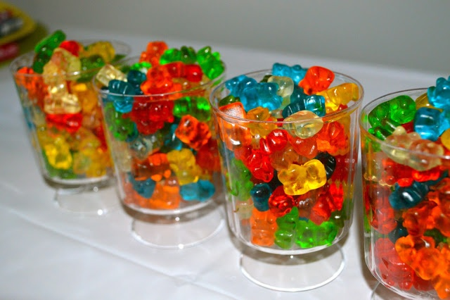 candy party ideas!