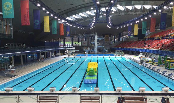 Parc Olympique (RIO) – Montréal, Canada - Myrtha Pools