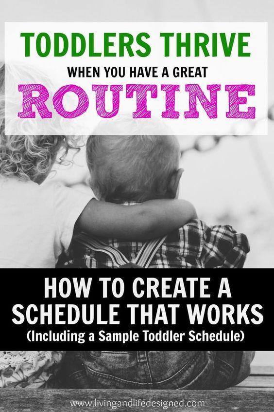 Need a Routine for Your Toddler, Newborn, Baby or Preschooler? How to Create a rhythm for your family that will promote better behavior, consistent mealtimes, playtime and sleep. Sample routines for newborns, babies, toddlers and preschoolers.
