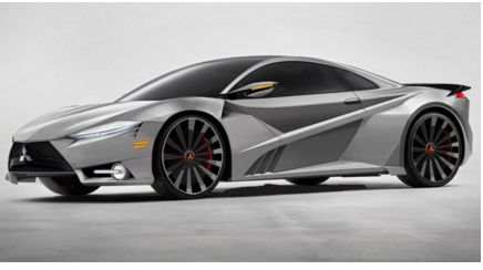 2018 Mitsubishi 3000GT Redesign, Performance and Release Date