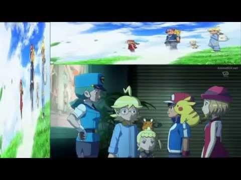 Pokemon XY Capitulo 68 Sub Español parte 1/2 HD