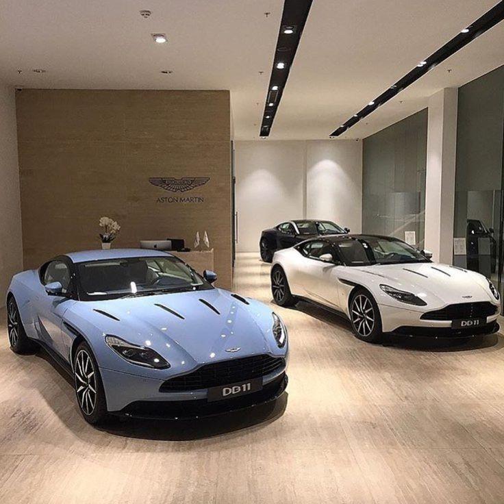 Aston Martin DB11 x 2