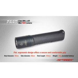 JETBeam PA40 Led Torch (468 Lumens AA Battery)