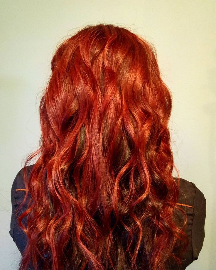 Terrific 17 Best Ideas About Curly Red Hair On Pinterest Red Curls Long Short Hairstyles Gunalazisus