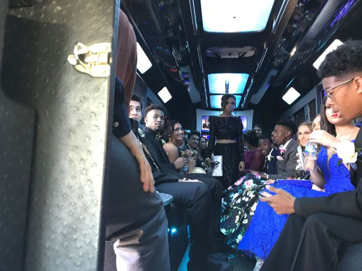 Kids Party Bus — Party Bus Rental Chicago Trolley Rental Wedding Transportation Michigan Wine Tours