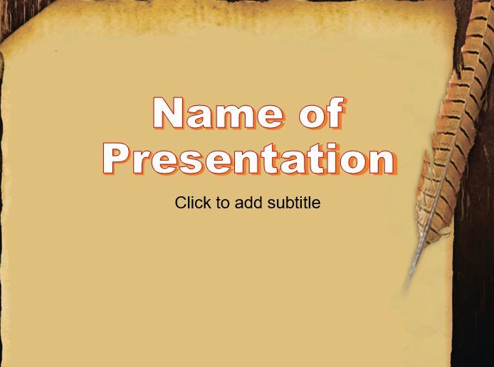 50 best Powerpoint Templates images on Pinterest Presentation - history powerpoint template