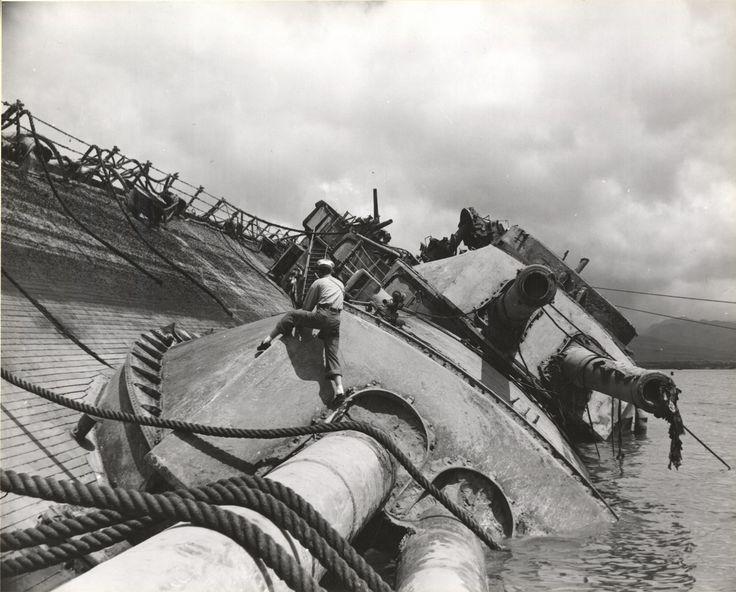 El 7 de diciembre de 2016, se cumplen 75 años del infame ataque a Pearl Harbor, en que la maldad, en vez de derrotar, tuvo el efecto de des...