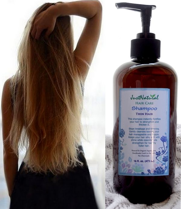 This shampoo actually increase the size of individual strands of my hair. My hair is much fuller and healthier looking. I do have a sensitive scalp, and this shampoo is not harsh and I have not had any side effects. Since using this natural shampoo has given me nothing but posit. It instantly became my favorite shampoo. A little goes a long way. It is especially fabulous.