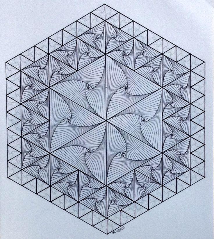 Best 25 Escher Tessellations Ideas On Pinterest Mc