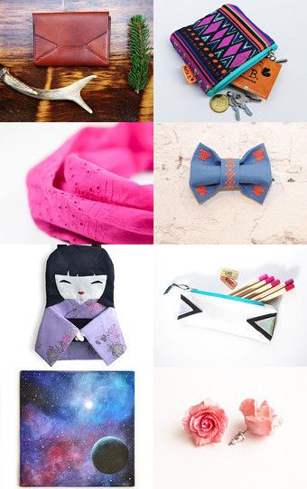 Pink Beauty by Courtney and Kelsey Montague on Etsy--Pinned with TreasuryPin.com