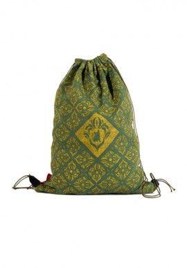 Rucksack - Green BUY IT NOW ON www.dezzy.it!