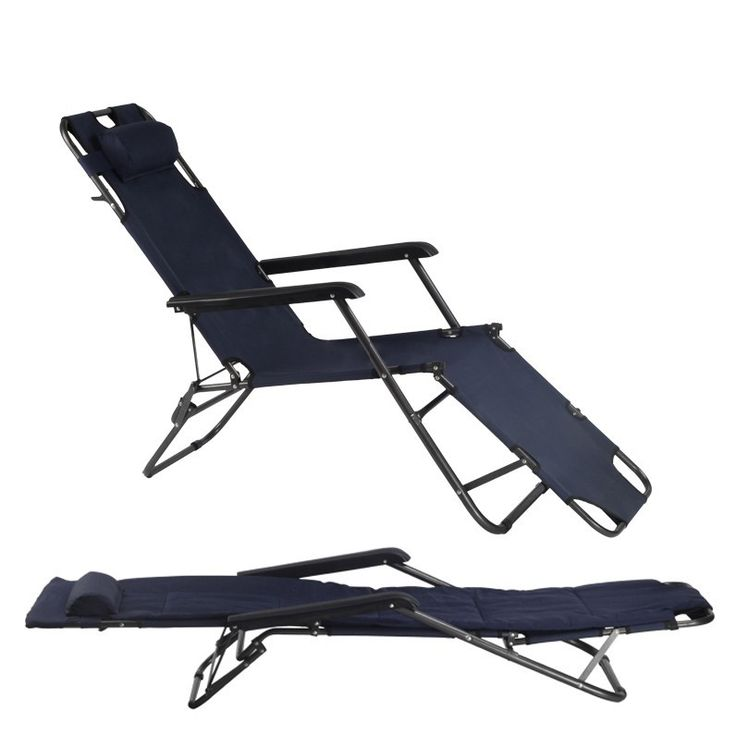 Simple Modern Portable Folding Sun Loungers Single Sofa Bed Office Noon Break Nap Leisure Bed Comfortable Lying Chair